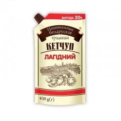 "Кетчуп Національні білоруські традиції ""Лагідний"" 430г дой-пак"