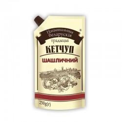 "Кетчуп Національні білоруські традиції ""Шашличний"" 250г дой-пак"