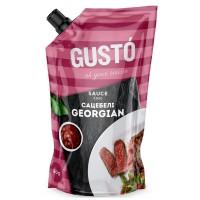 Соус Густо Сацибелі Georgian томатний 180г дой-пак