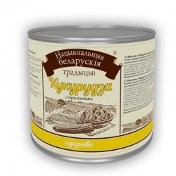 Кукурудза цукрова консервована Національні білоруські традиції 420г ж/б