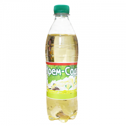 Напій б/а Авіс Аква Крем - сода 0,5л