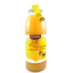 Сік Коник Яблучно-Лимонний прямого віджиму 0,3л