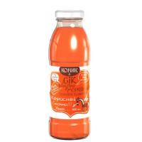 Сік Коник Яблучно-Морквяний прямого віджиму 0,3л